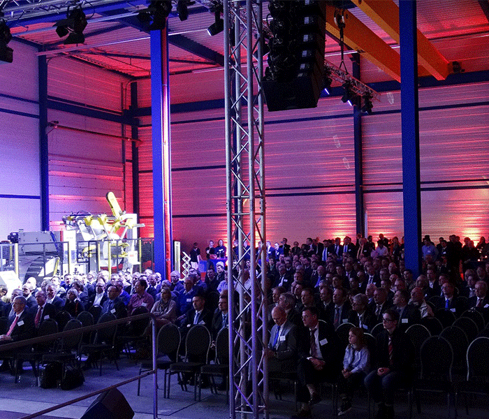 Opening ceremony for the Process & Technology Center in Lennestadt