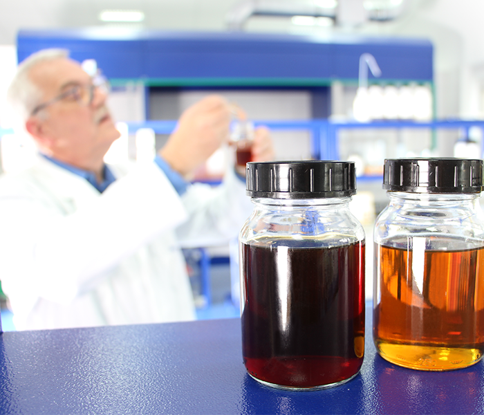 Raziol lab for developing forming lubricants